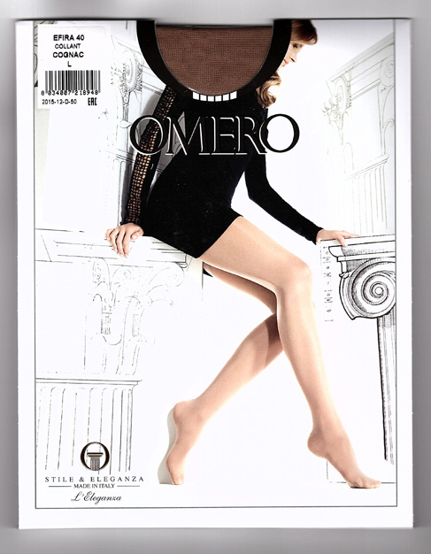 Omero Efira40 shiny tights 40 denier