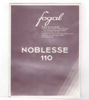 Fogal Nobleesse 110 sheer pantyhose